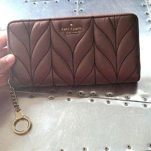 Kate Spade Briar Lane Quilted Wallet